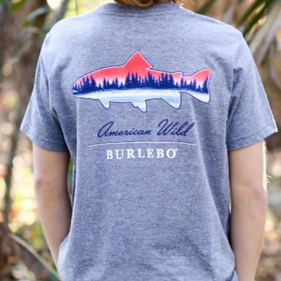 Burlebo Boy's American Wild T- Shirt
