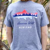Burlebo Boy's American Wild T-Shirt