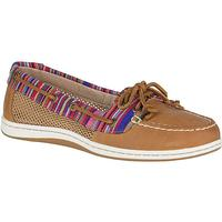 Sperry Women's Firefish Caribbean Strip Boat Shoe