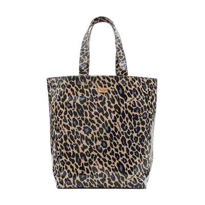 Consuela Blue Jag Grocery Tote Bag