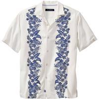 Tommy Bahama Men's Put A Leaf On It Shirt
