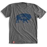 Tumbleweed Men's Buffalo Texas T-Shirt