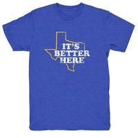 Tumbleweed Men's It's Better Here T-Shirt