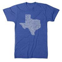 Tumbleweed Men's Texas Towns T-Shirt