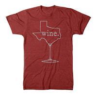 Tumbleweed Women's Wine Texas T-Shirt