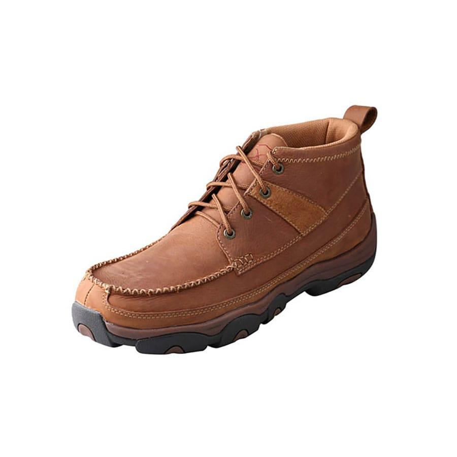 twisted x s brown hiker shoe