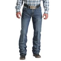 Cinch Men's Grant Mid Rise Relaxed Boot Cut Jeans