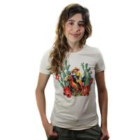 Rodeo Quincy Women's Cactus Buckaroo T-Shirt
