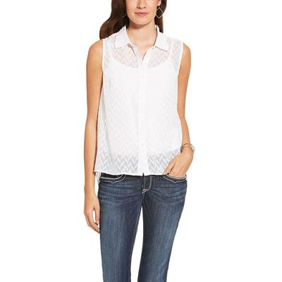 Ariat Women's Iwer Sleeveles Shirt