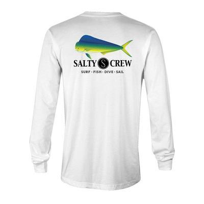 Salty Crew Men's Mahi Fish Tech Shirt