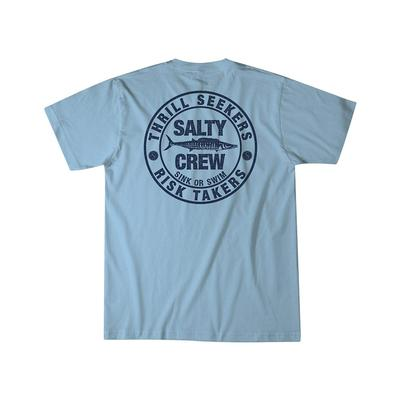 Salty Crew Men's Short Sleeve Ono Tee