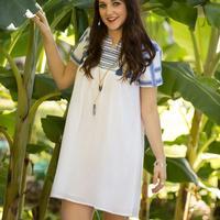 Joy Joy Women's Embroidered Tassel Dress