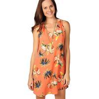Uncle Frank Women's Tropical Print Dress