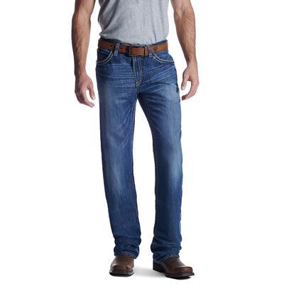 Ariat Men's M4 Fr Ridgeline Glacier Jeans