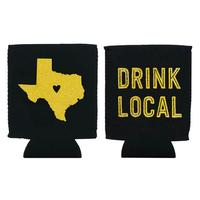 About Face Designs' State Of Texas Koozie