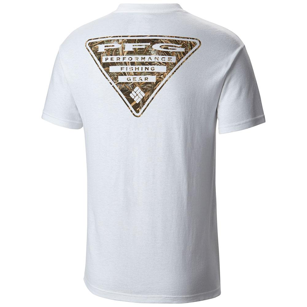 Columbia Men's PFG Triangle Camo T-Shirt