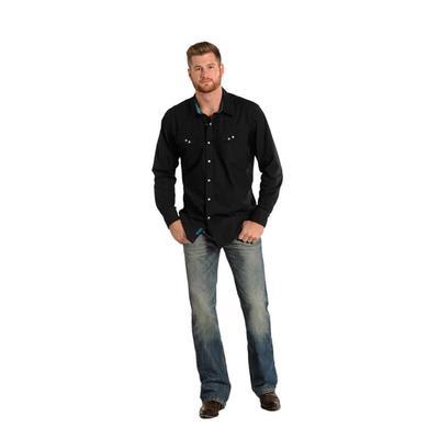Rock & Roll Denim Men's Pistol Regular Fit Jeans
