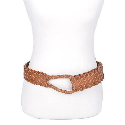 Women's Braided Daily Belt