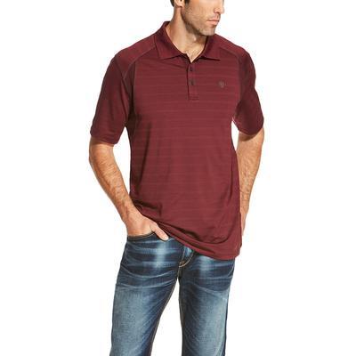 Ariat Men's Malbec Ac Polo Shirt