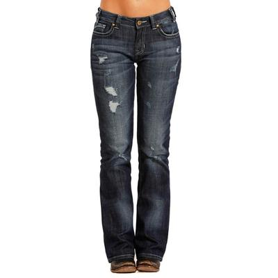 Rock & Roll Denim Women's Boyfriend Jeans