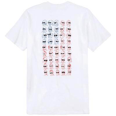 Rowdy Gentleman Men's Heads Of State T- Shirt