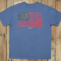 Southern Marsh Men's Vintage Flag T-Shirt