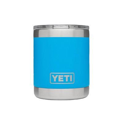 Yeti Tahoe Blue Rambler 10oz Lowball