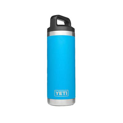 Yeti Tahoe Blue Rambler 18 Oz Bottle