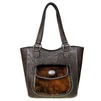 Montana West's Trinity Tooled Concealed Carry Market Tote