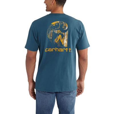 Carhartt Men's Graphic Pocket T- Shirt