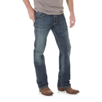 Wrangler Men's Retro Slim Fit Jeans