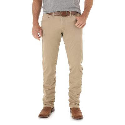 Wrangler Men's Fawn Retro Slim Jeans