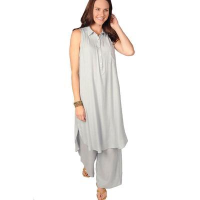 Ivy Jane Women's Split Side Tunic Dress