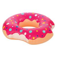 Two-Bite Donut Pool Float