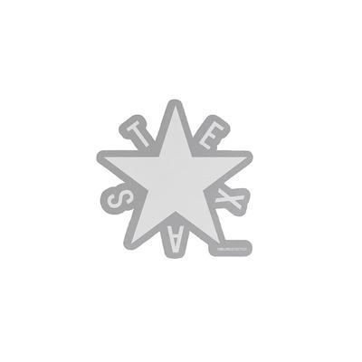 Tumbleweed Texstyles' DeZavala Star Sticker