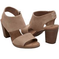 Toms Women's Taupe Majorca Sandal