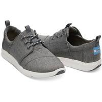 Toms Women's Grey Del Rey Sneaker