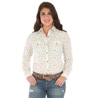 Wrangler Women's Multi-Color Print Shirt