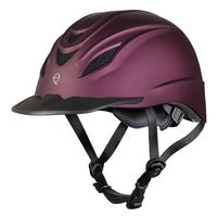 Troxel's Mulberry Intrepid Riding Helmet