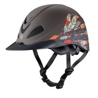 Troxel's Arrow Rebel Riding Helmet