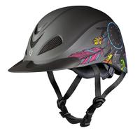 Troxel's Dreamcatcher Rebel Riding Helmet