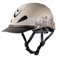 Troxel's Traildust Dakota Riding Helmet