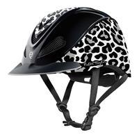 Troxel Snow Leopard Fallon Taylor Riding Helmet