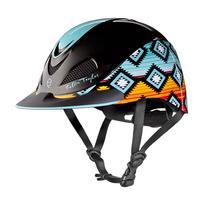 Troxel's Sunset Serape Fallon Taylor Riding Helmet