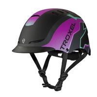 Troxel's Pink Riot TX Riding Helmet