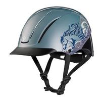 Troxel's Sky Dreamscape Spirit Riding Helmet