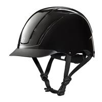 Troxel's Black Spirit Riding Helmet