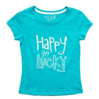 Miss Me Girl's Happy Go Lucky T-Shirt