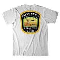 Salty Crew Men's Good Ole Boy Tee WHT