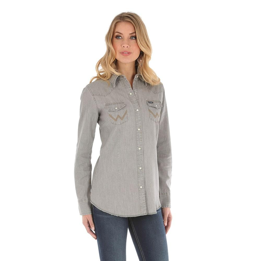 Shop for and buy ladies denim shirts online at Macy's. Find ladies denim shirts at Macy's.